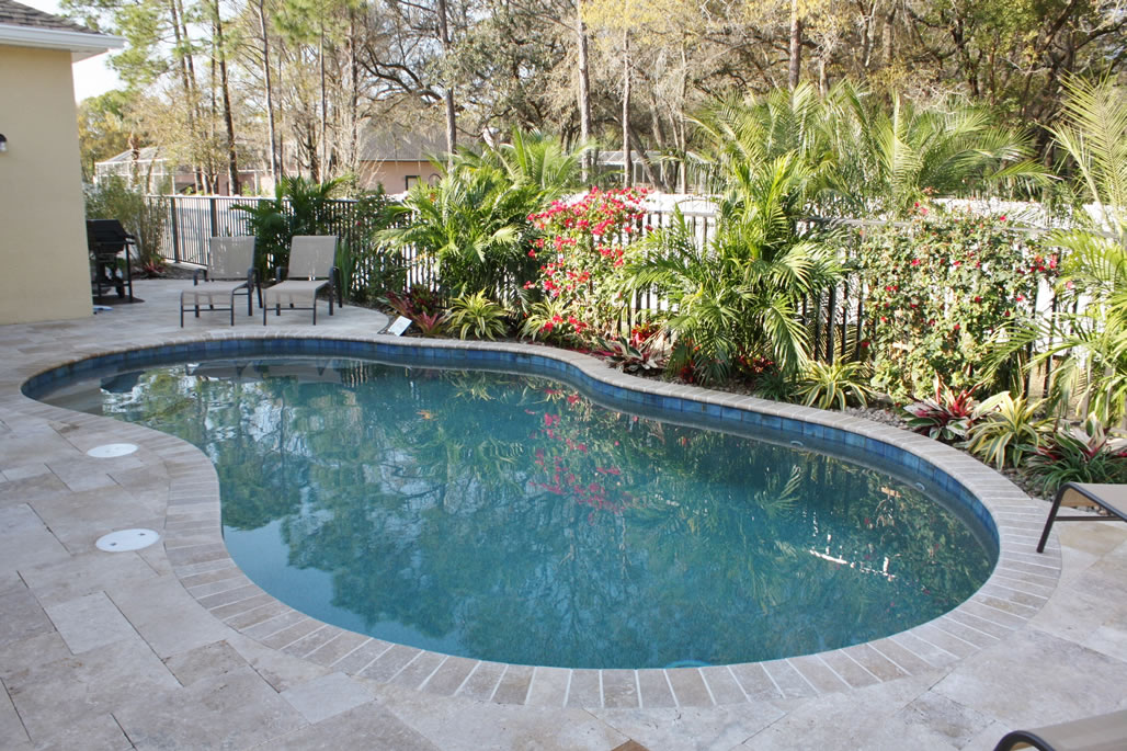 New Swimming Pools Tropical Pools And Pavers