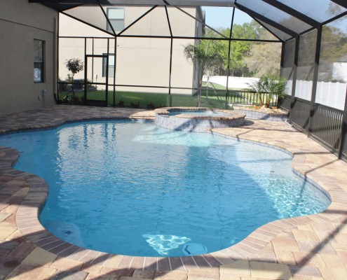 New Swimming Pools – Tropical Pools And Pavers