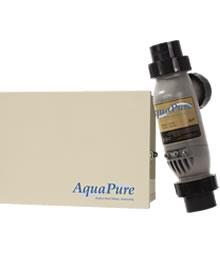 AquaPure Electronic Salt Water Chlorine Generator